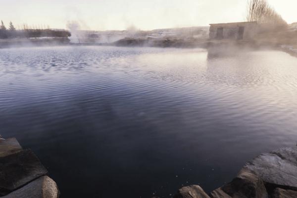 冰島景點推薦 秘密溫泉 secret lagoon 4