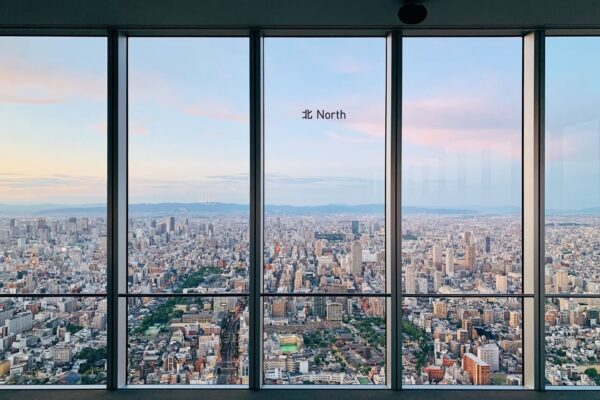 阿倍野HARUKAS 300展望台