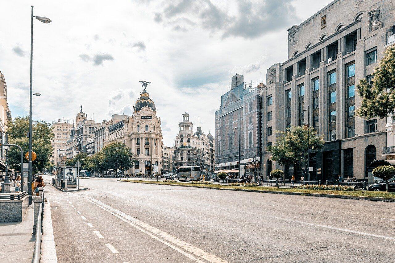 【馬德里住宿推薦】兩大重點住宿區域推薦,貼近馬德里城市生活