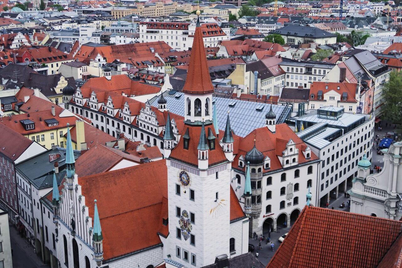【慕尼黑景點推薦】慕尼黑IG景點整理,打卡必去博物館、教堂、壁畫