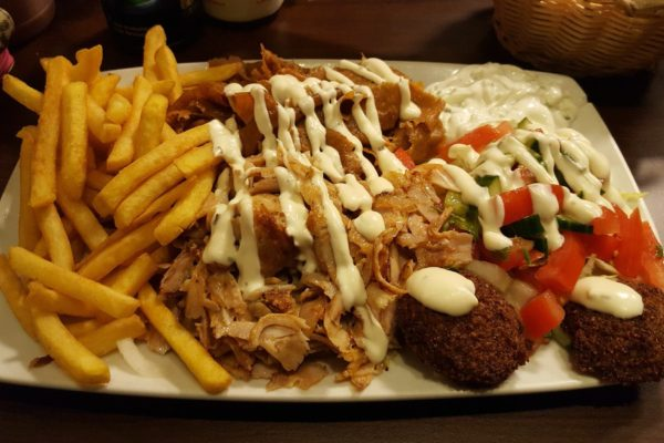 Divan falafel