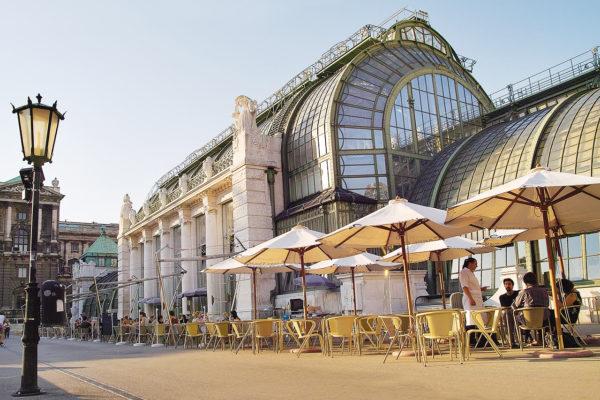 維也納餐廳推薦溫室 The Palmenhaus