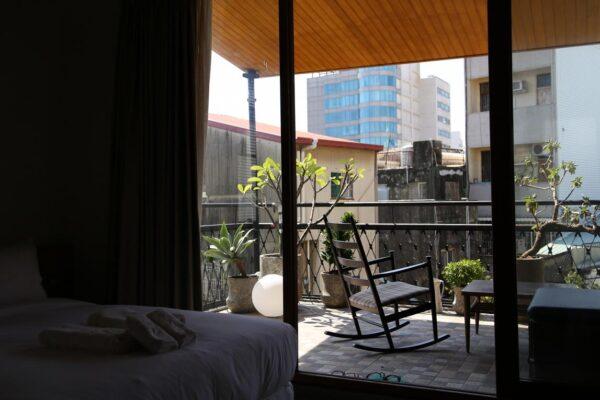 台南住宿推薦 來了 Laile hostel3